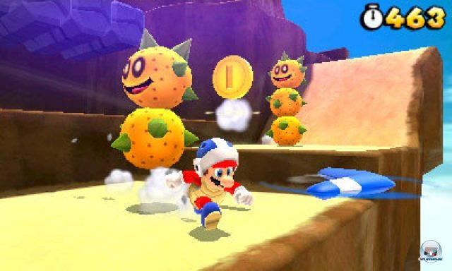 Screenshot - Super Mario 3D Land (3DS) 2280262