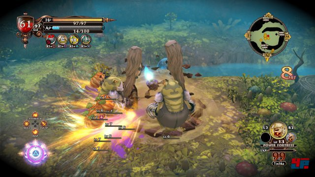 Screenshot - The Witch and the Hundred Knight 2 (PS4) 92535394
