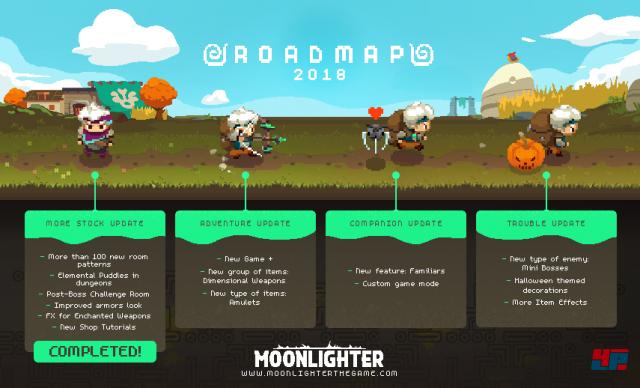 Screenshot - Moonlighter (Linux) 92570372