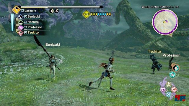 Screenshot - Toukiden 2 (PS4) 92543444