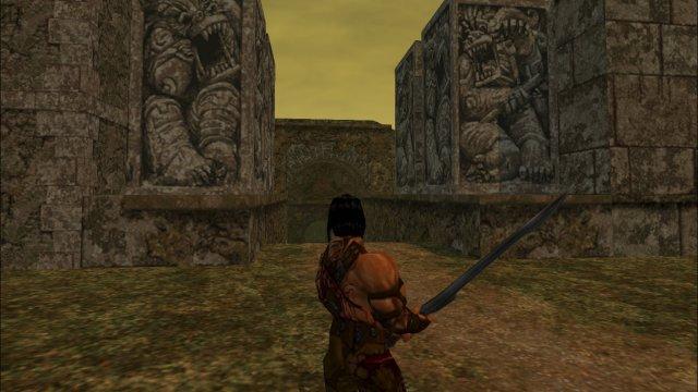 Screenshot - Severance: Blade of Darkness (PC)