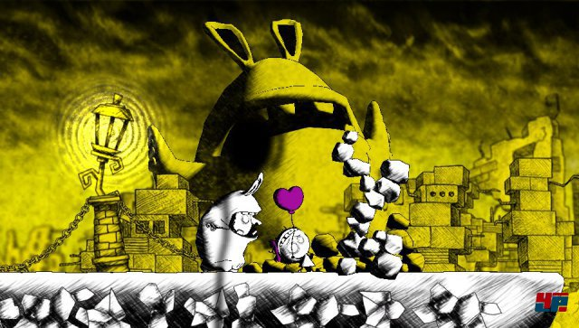 Screenshot - Murasaki Baby (PS_Vita) 92490854