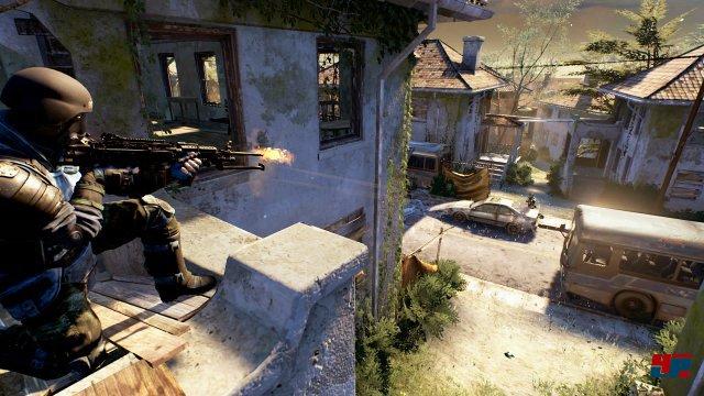 Screenshot - Dead Alliance (PC)