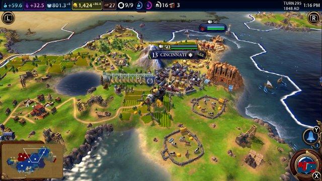Screenshot - Civilization 6 (Switch) 92578093