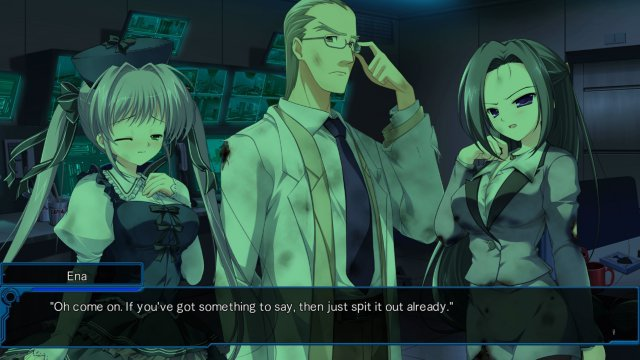 Screenshot - Root Double: Before Crime * After Days - Xtend Edition (Switch) 92629997
