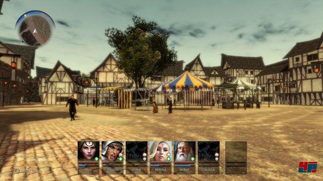 Screenshot - Das Schwarze Auge: Nordlandtrilogie - Sternenschweif (PS4)