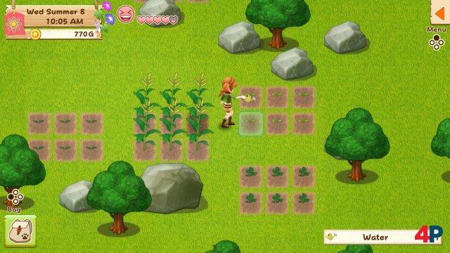 Screenshot - Harvest Moon: Light of Hope (PS4) 92595803