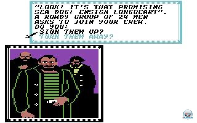 Screenshot - Sid Meier's Pirates! (iPad) 92464517
