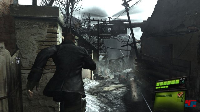 Screenshot - Resident Evil 6 (PlayStation4)