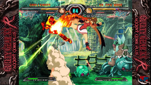 Screenshot - Guilty Gear - 20th Anniversary Edition (Switch)