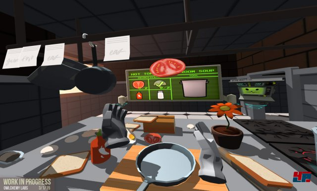 Screenshot - Job Simulator: The 2050 Archives (Mac)