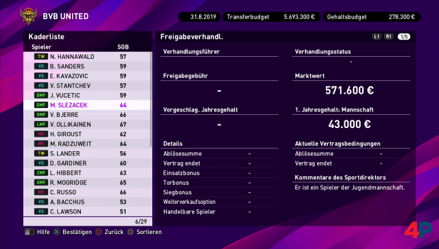 Screenshot - eFootball PES 2020 (PS4) 92596470
