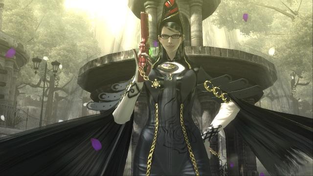 Bayonetta <br><br>  Ein Devil May Cry auf Speed - mehr muss man zu Bayonetta eigentlich nicht sagen. Wenn die junge Hexe durch die Gegend wirbelt und dabei zig Gegner mit blitzschnellen Angriffen aufmischt, wirkt selbst ein Kratos wie ein Kandidat fürs Altersheim.  2090208