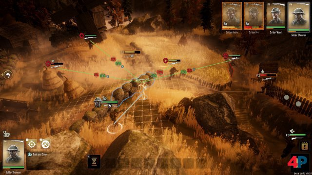 Screenshot - Broken Lines (PC) 92600705