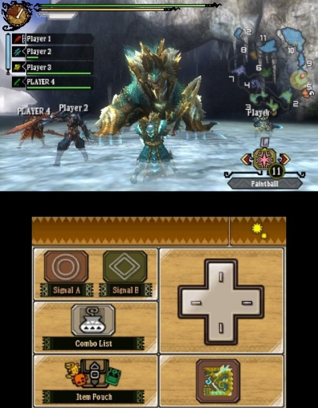 Screenshot - Monster Hunter 3 Ultimate (3DS) 92439792