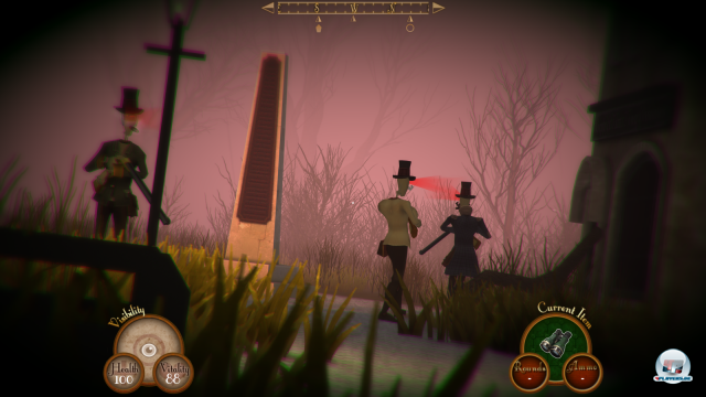 Screenshot - Sir, You Are Being Hunted (PC) 92464376