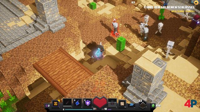 Screenshot - Minecraft Dungeons (PC) 92614153