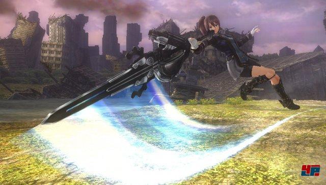 Screenshot - God Eater 2 (PlayStation4) 92494788