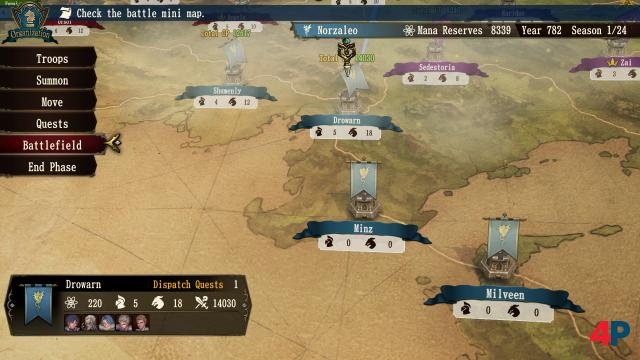 Screenshot - Brigandine: The Legend of Runersia (Switch) 92617351