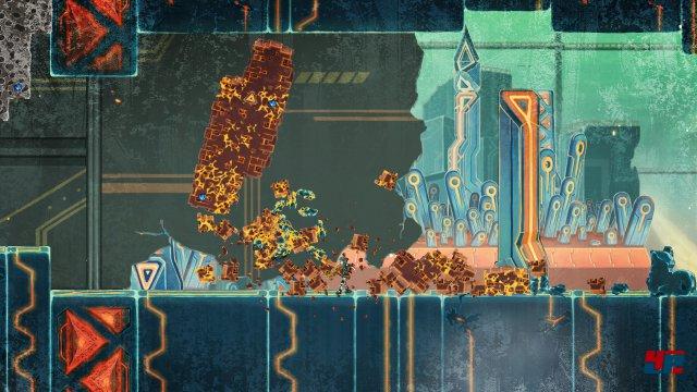 Screenshot - Giga Wrecker (PC) 92531545