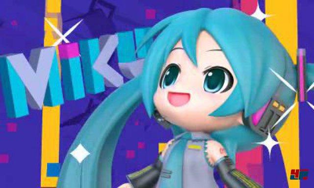 Man muss das Artdesign nicht mögen, um Spaß mit Project Mirai zu haben - es hilft aber ungemein.