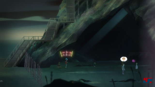 Screenshot - Oxenfree (PC)