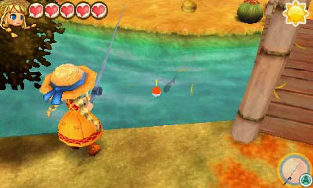 Screenshot - Story of Seasons: Trio of Towns (3DS) 92554164