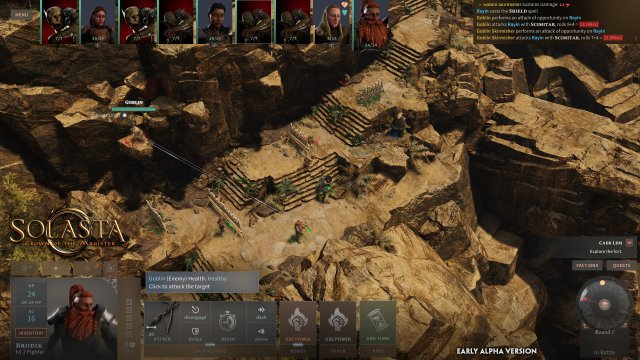 Screenshot - Solasta: Crown of the Magister (PC)