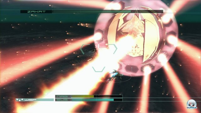 Screenshot - Zone of the Enders: HD Collection (PlayStation3) 2375182