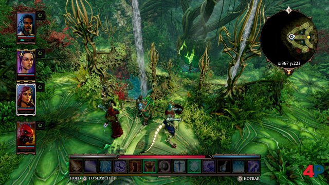 Screenshot - Divinity: Original Sin 2 (Switch) 92597780