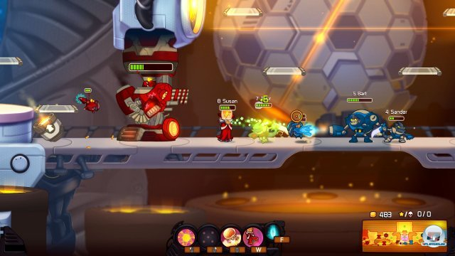 Screenshot - Awesomenauts (PC) 2376537