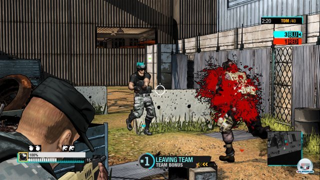 Screenshot - Special Forces: Team X (360) 92447112