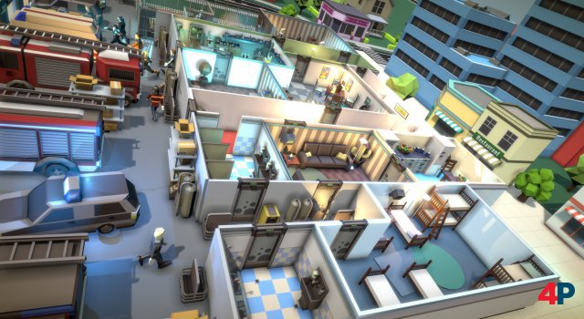 Screenshot - Rescue HQ - The Tycoon (PC) 92588825