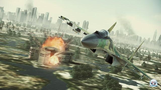 Screenshot - Ace Combat: Assault Horizon (360) 2223743
