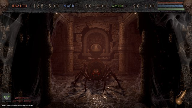 Screenshot - Dungeons of the Deep (PC)