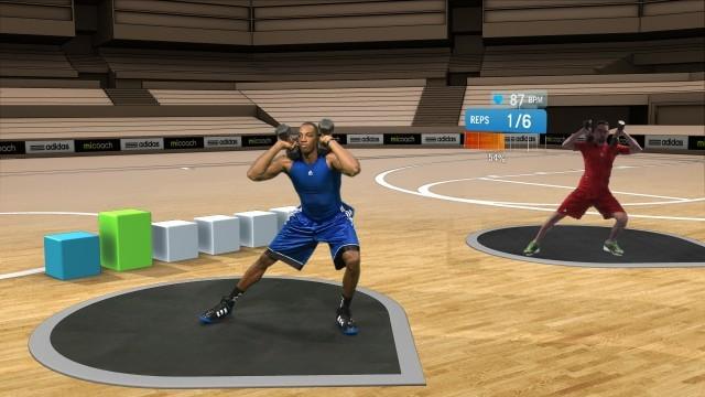 Screenshot - miCoach (PlayStation3) 2227402