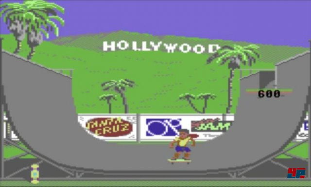 Screenshot - California Games (Oldie) (PC) 92570465