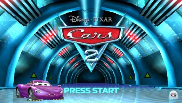 Screenshot - Cars 2 (PSP) 2247892