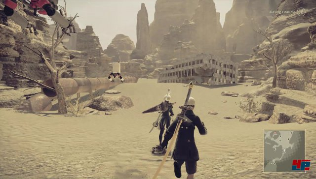Screenshot - NieR: Automata (PS4) 92540374