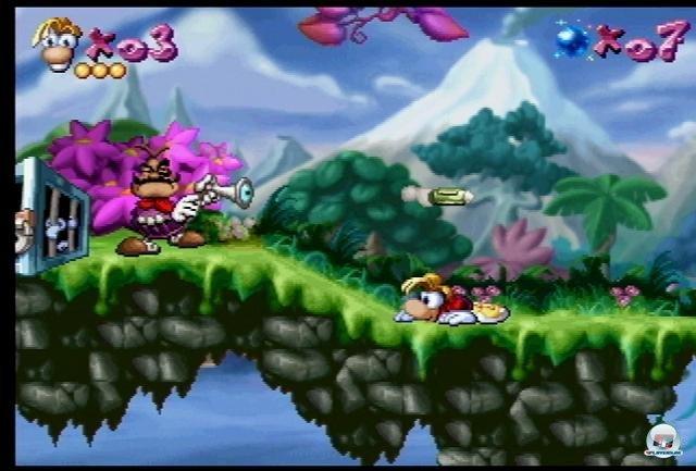 Screenshot - Rayman (Klassiker) (PC) 92465268