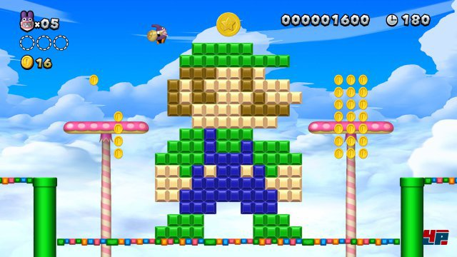 Screenshot - New Super Mario Bros. U (Switch) 92573593