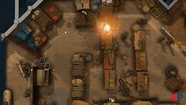 Screenshot - Door Kickers 2 - Task Force North (Linux)
