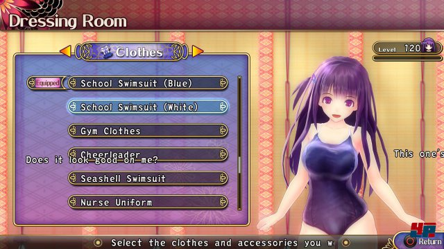 Screenshot - Valkyrie Drive: Bhikkhuni (PC) 92544944