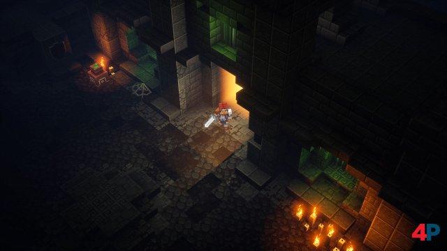 Screenshot - Minecraft Dungeons (PC)