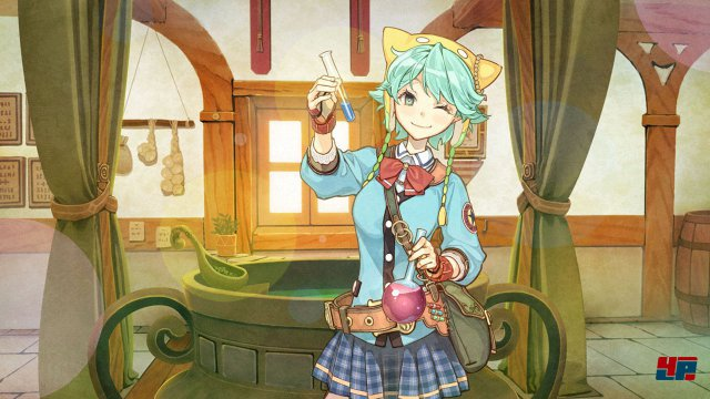 Screenshot - Atelier Shallie: Alchemists of the Dusk Sea (PlayStation3) 92499482