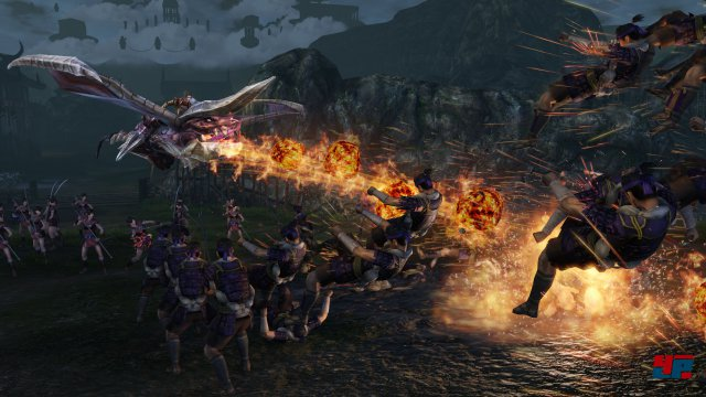 Screenshot - Warriors Orochi 4 (PC)