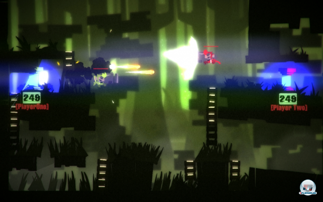 Screenshot - Gun Monkeys (PC)