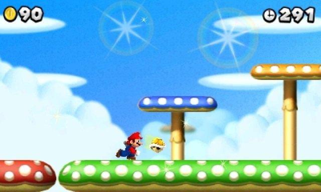 Screenshot - New Super Mario Bros. 2 (3DS) 2373557