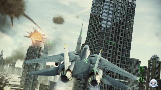 Screenshot - Ace Combat: Assault Horizon (360) 2249077
