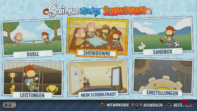Screenshot - Scribblenauts Showdown (PS4) 92560200